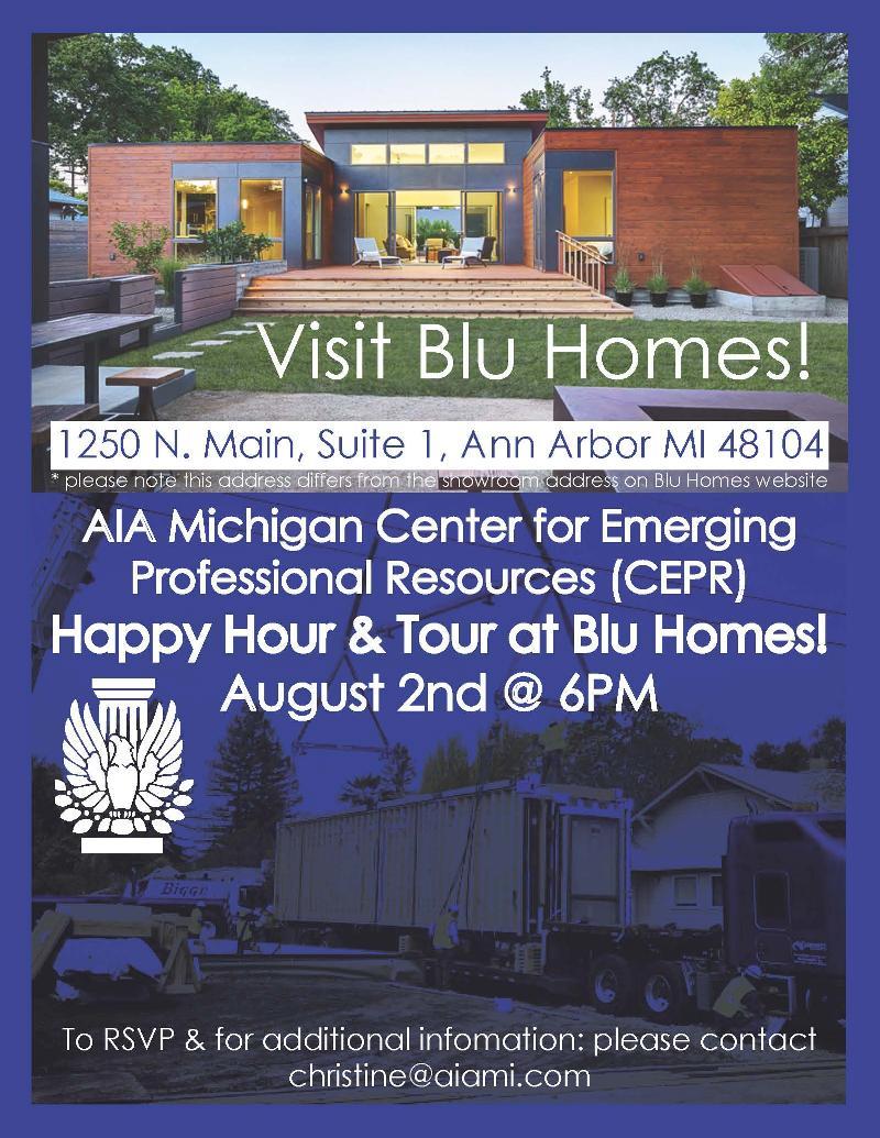 Blu Homes CEPR tour