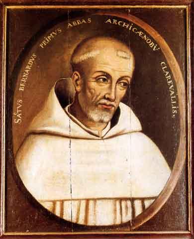Saint Bernard of Clairvaux, Doctor of the Church
