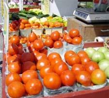 Visit DNR's Farmer's Market