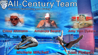 all century diving and swimming team