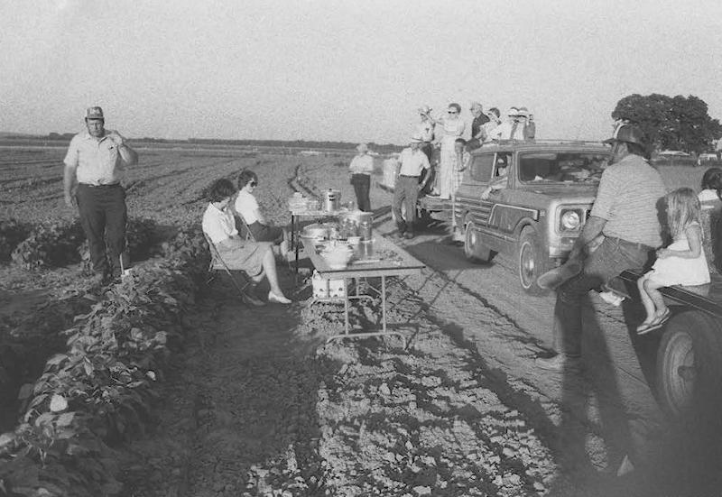 Kibler 1984 field day