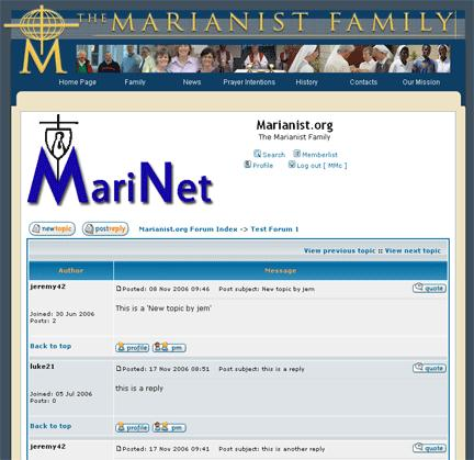 marianist.org pic