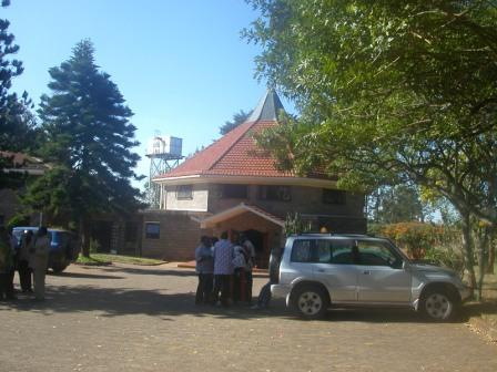Kenya chapel