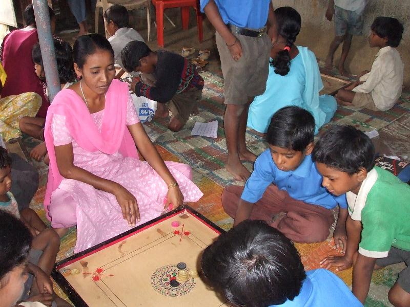 India REDS Children