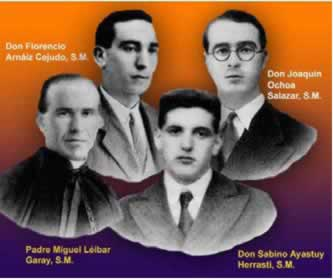 Marianist Martyrs - Spain