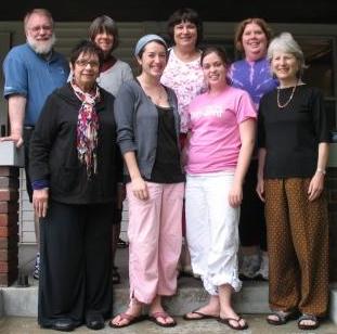 MLNNA Leadership Team 2009-5