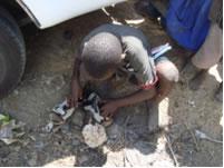 Mombassa child