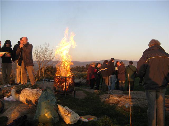 Easter Fire Ireland
