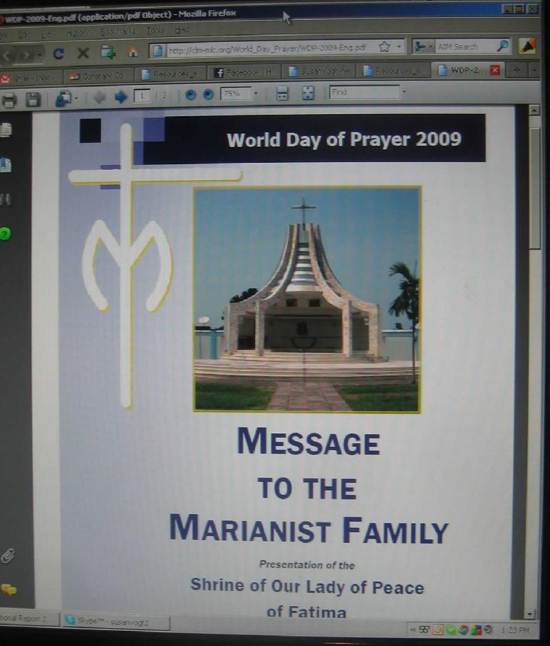 WDP 2009 Skype