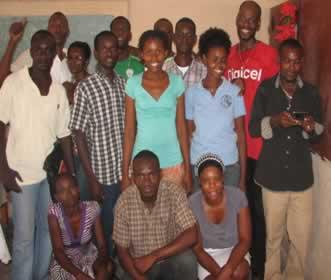 Haiti animators 2011