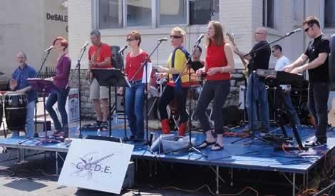 USA-Cincinnati band