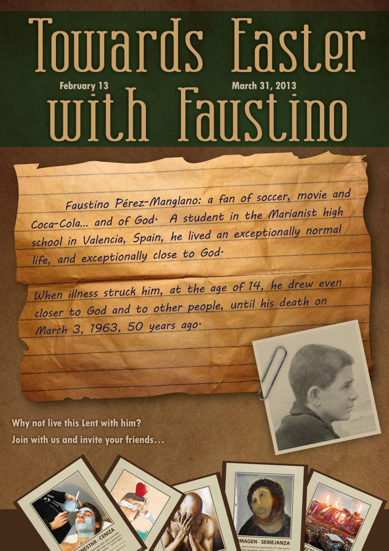 2013-2 Faustino Lent