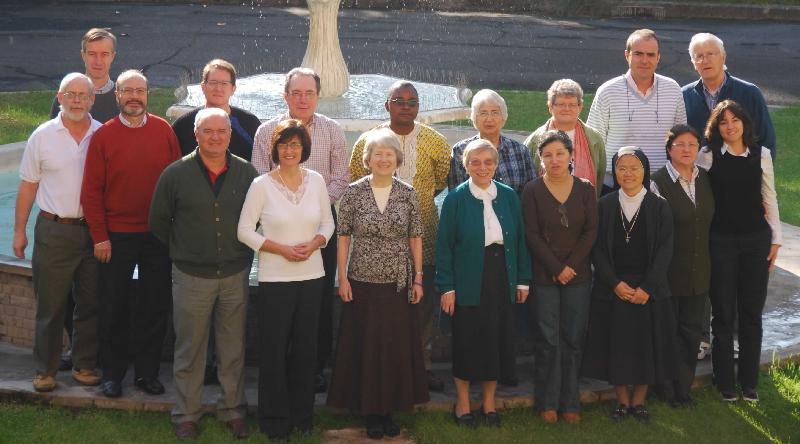 WCMF 2009 group