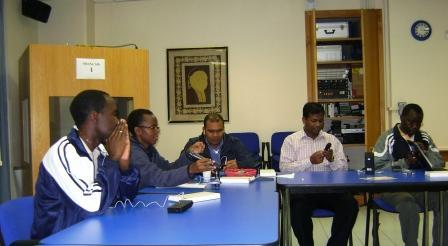 Seminarians2008
