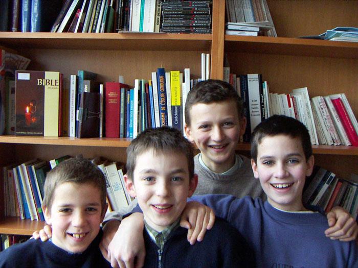 Boys Paris