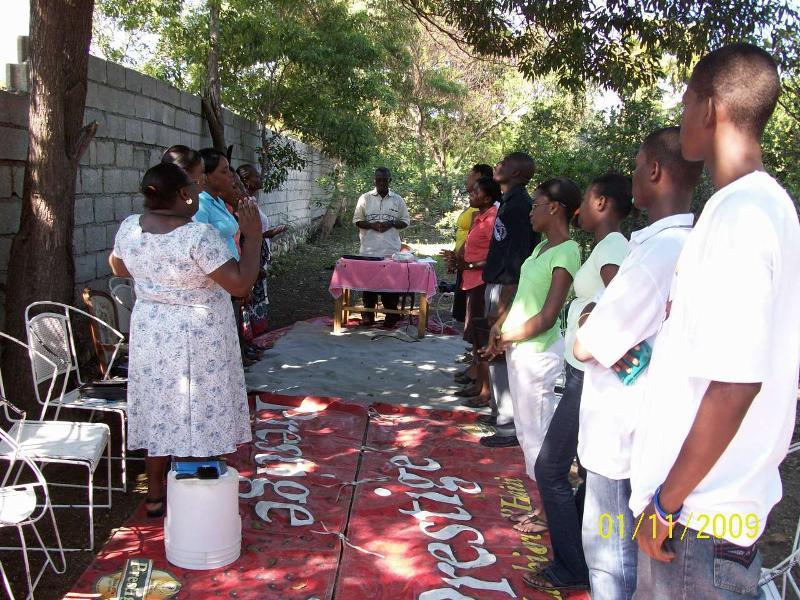 Haiti SM Formators