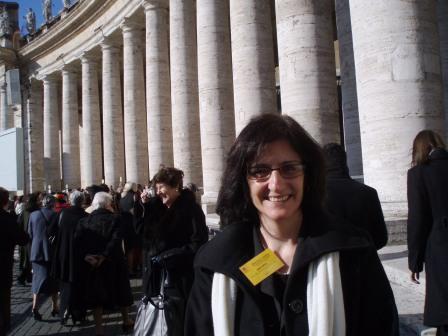 Isabella at Congress2
