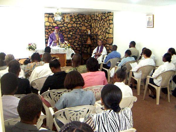 Haiti Celebration Mgr Dumas
