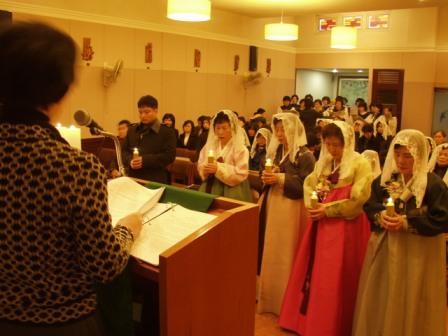 Korea Consecrations 2
