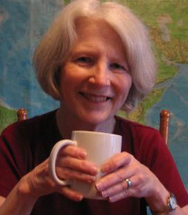 Vogt, Susan w mug