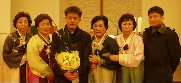 Korea Consecrations 1