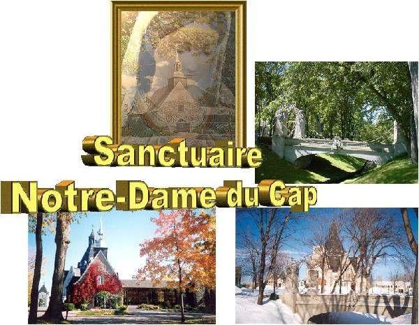 Notre Dame du Cap Scenes