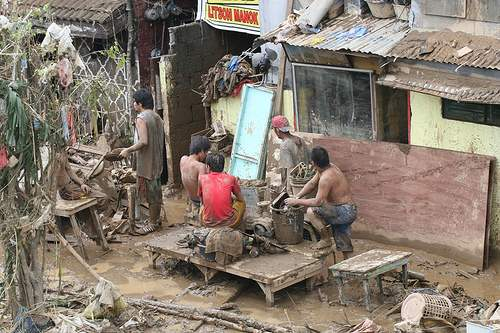 Philippines 2009 flood