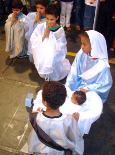 Bauru, Brazil - Nativity