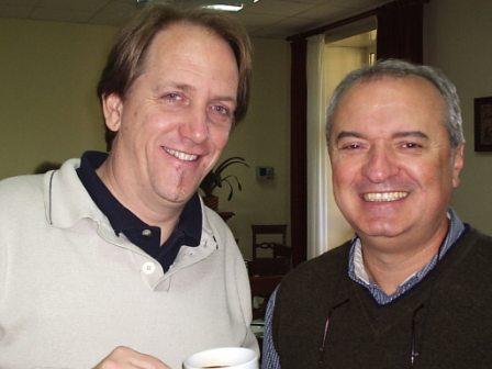 Ezequiel and Domingo