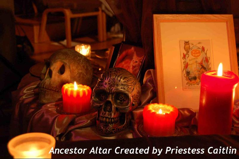 Ancestor Altar