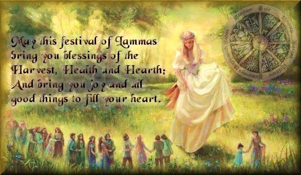 Lammas Blessings