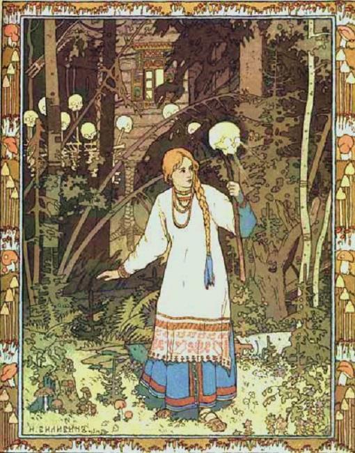 Vasilisa the Brave