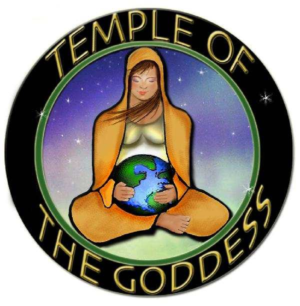 Temple of the Goddess Logo