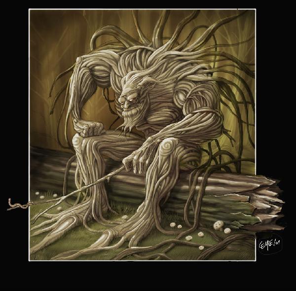 Treeman by Cemre Ozkurt