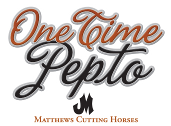 Matthews One Time Pepto logo