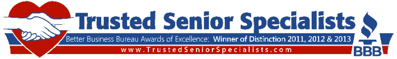 Trusted Senior Specialists Official Logo