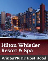Host Hotel - Hilton Whistler Resort & Spa