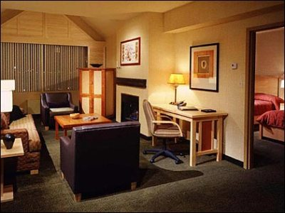 Hilton Whistler Resort & Spa - Glacier One Bedroom Suite