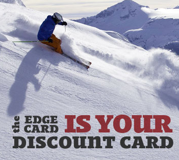 Edge Card Discount