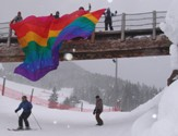 WinterPRIDE Skiing