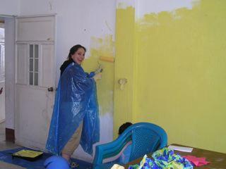 Volunteer Paints 2008