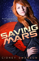Saving Mars, by Cidney Swanson