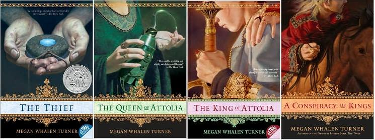 Queen's Thief Series