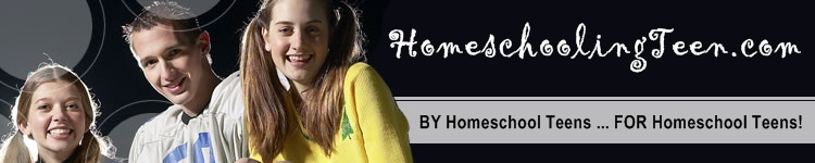 Homeschooling Teen