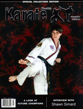 Shawn Karate