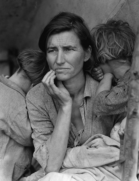 Lange Migrant Mother