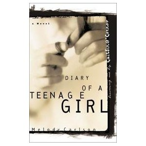 Becoming Me (Diary of a Teenage Girl: Caitlin, Book 1) by Melody Carlson