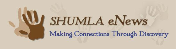 SHUMLA eNews banner