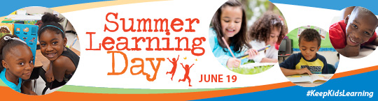 Summer Learning Day 2015!