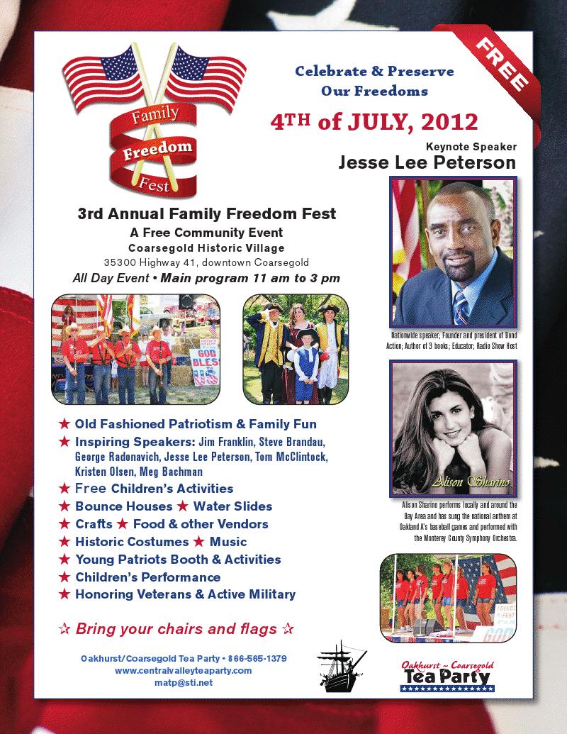 3rd Family Freedom Fest